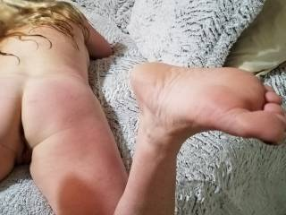 Another for the feet lovers