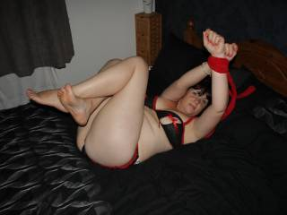 im sorry...im tied up right now