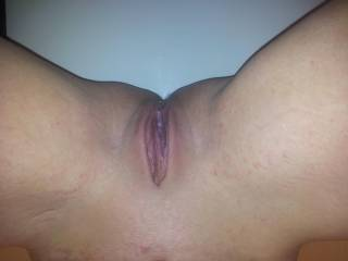 Oh would I ever love to sink my thick hard cock deep into that smooth juicy pussy.