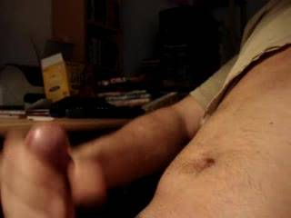 Just another masturbation session with a nice cumshot in the end