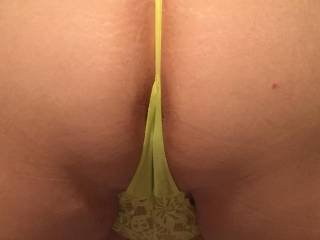 Beautiful love to remove your thongs to the side and give your hot pussy n ass my tongue cock n cum ☺ ☺ ☺