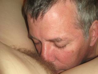 licking a luscious open pussy is entrancing