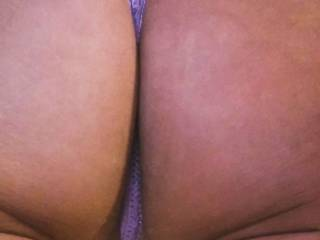 My pussy was so swollen it just wouldn\'t stay in my panties