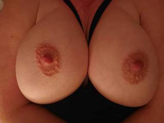 What can I say my tits just don\'t like to be covered unless it\'s with cum of course 😉