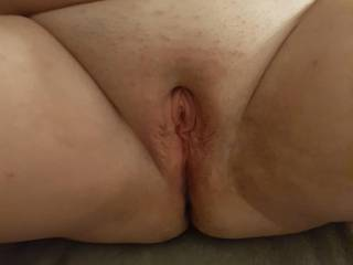 She shaved her pussy too