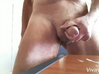 I just love to cum on camera while thinking that there soon will be people watching me do it. It is such a turn on. What do you think about when you are in front of the camera?
