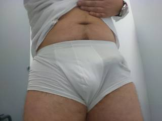 For a special lady who likes me in white