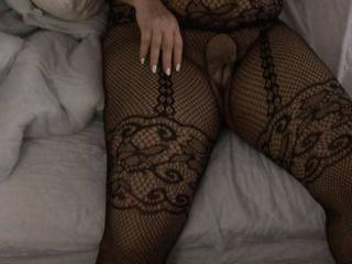 Indian girl in fishnet stockings lingerie after fucked by a stranger from Tinder with a big black cock and can't move afterwards. Condom still on the floor as he fucked her with no condom and she loved it. First time fucked by a black guy and a big blac