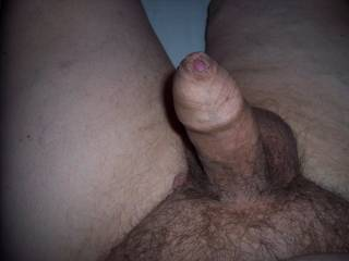 i will come over and starting sucking your big cock then when she gets home i will eat her pussy while you fuck both our pussies.