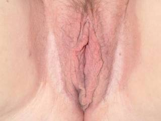 Your pussy is AWESOME... I LOVE those big meaty lips of yours... perfect for milking all of my hot cum into you   =)