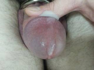 oozing cum for you