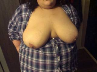 Yes, I would love to stroke my cock, edge, stroke some more, let you suck on it, stroke it, then once I had a huge load built up, let it explode all over those giant, succulent titties of yours!!!!!!!