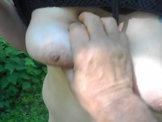 This vid is perfect for me....I LOVE watching a naked ass walking, and those cheeks are exactly my taste for playing with! I sure would like to have neighbors like you guys!