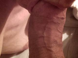 Giving hubby some dirty action....love it!
