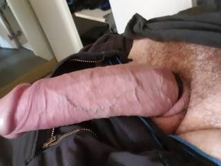 Horny and hard as, craving some pussy to eat, does any lovely lady want to swap my dick for your pussy? Is my dick appealing to anyone?