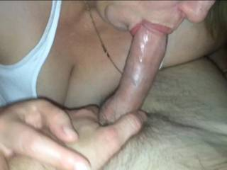 She loves to have cock inside her