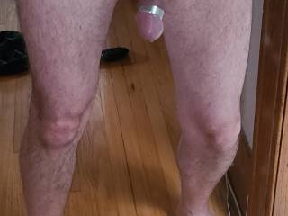 Just a new cock ring