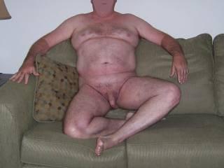 My naked body!