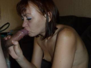 the cock loves you, you better keep kissing the hole that gives you cum