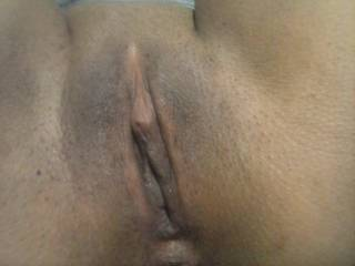 I'd love to pound away until I blew my hot sticky load in your tight brown pussy ;)