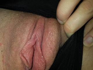My wife and her juicy little pussy it gets better every time I have it. So fellas what do you think about her