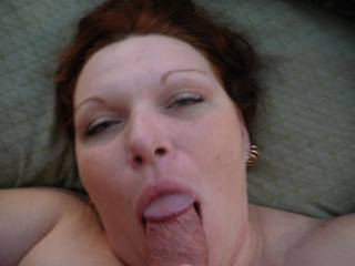Love a woman that loves sucking cock