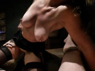 Stretching after fucking