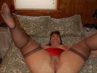 i would love to..but first i would love to lick her sweet pussy till she screams!