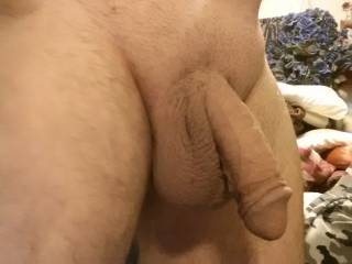 """I'd love to get a hold of """"Just hanging"""" and make your wish cum true with a nice blowjob. Do you think that will make Mr. hanging....hard?  Mrs. K"""