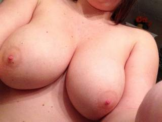 love stacked young women. those big tits look so soft, but firm and perky