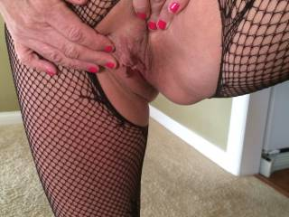 we both want to be in front of you taking turns eating your gorgeous pussy x
