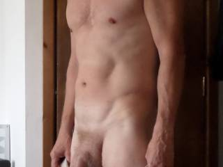 You are VERY sexy! I am overwhelmed by the size of your cock, I want to lick, kiss, and bite you all over your body.