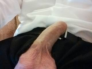 Mmm...I would like to see some cum dripping from that cock xxx