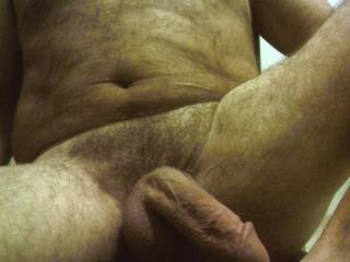 Great cock and body .you look like you stay in shape , very nice.