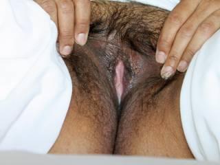2009 summer vacation!  Wanna lick up my sweet girl-cum?