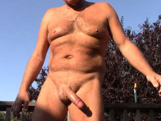 a little sun, cum, and cock. Wish you were here