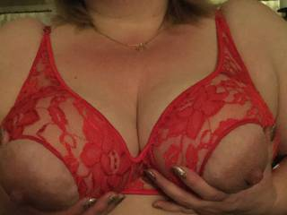 my wife\'s tits