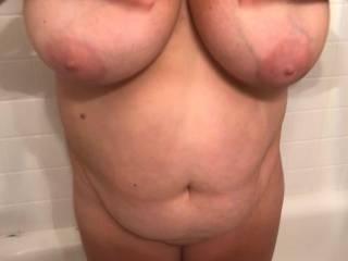 well...anyone wanna cum fuck my wifes big tits