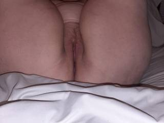 I\'m ready for your tongue or cock.