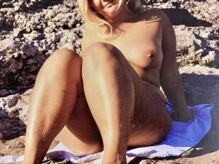 When I was younger ( 30 years old). Even than I loved to be naked In public.