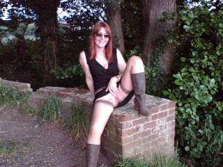 come on this is sooo horny. Cracking looking woman with beautiful face, no undies, showing pussy in public, just what the doctor ordered for me, so where do I get my subscription from, please let me know ? Pete of jodyandpete swingers in Kent in UK