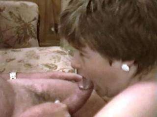 wife blowing mate