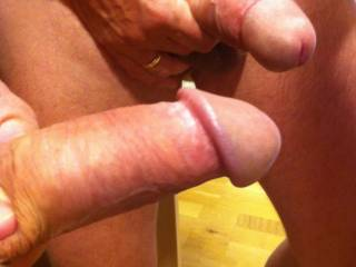 Im the friend that wants my mouth around your gorgeous cock
