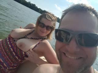 Cabin boobies!!!
