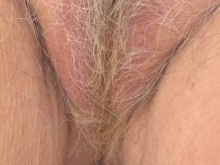 this year my pussy is not shaved. Why?