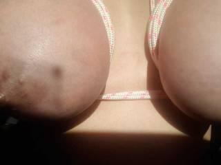 Love the girlfriends boobs