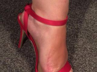 do you want to grab my heels and spread my legs