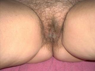 Anybody want to eat her pussy or add more cum?
