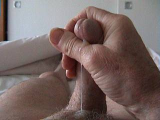 I never asked but I would still love to lick all that cum off your cock