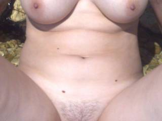 She is very sexy!... love the hairy pussy